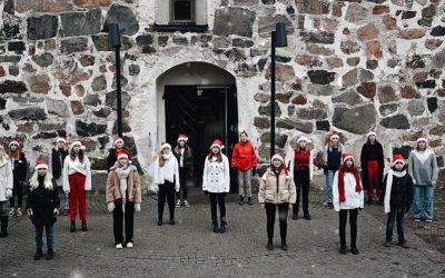 Kuorot hiljentyivät joulun viettoon